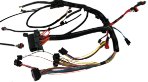 wire harness assembly, wire harness connectors, wiring harness connectors