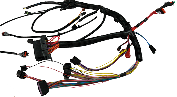 wire harness assembly, wire harness connectors