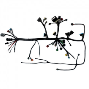 an engine wiring harness is an organized set of wires, cables, connectors  and terminals that control a vehicle's electrical system  engine wire  harnesses