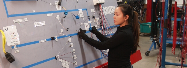 PCA Wire is an international wire harness assembly manufacturer