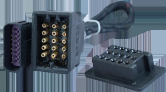 custom cable overmolding, custom overmolded cable assemblies, custom molded cable assemblies, custom cable assemblies, interconnect overmold
