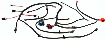 tractor wiring harness, lawn tractor wiring harness