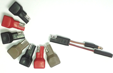 cable overmolding, custom molded cable assemblies, custom overmolded cable assemblies, sae overmolded plugs