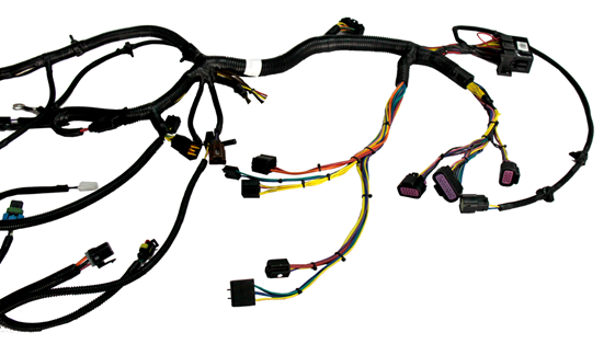wire harness connectors, wire harness assembly